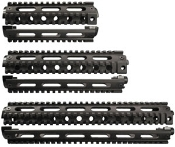 YHM '2 Piece' Quad Rail Forearm
