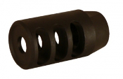 "Three-Port Compensator [1/2""-28 Thread AR-15]"