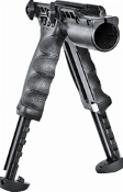 "FAB Defense T-PODG2FA - Foregrip/Bipod & 1"" Flashlight Adapter"