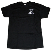 DTA 'Legend' Tshirt Black