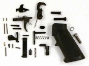 Lower Parts Kit - Stag Arms [Black]