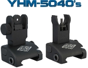 YHM Q.D.S. Flip-up Sight Set
