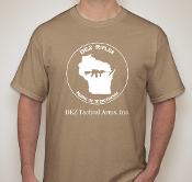 DEZ Rifles T-Shirt - Tan