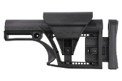 LUTH-AR MBA-1 Rifle Buttstock - Black