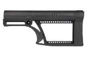 LUTH-AR MBA-2 Rifle Buttstock - Black