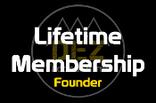 DEZ Indoor Range Membership - Lifetime Founder